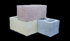 Строительный блок (прессованный )